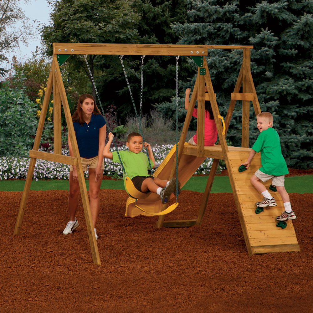 Backyard Summer Safety: Swing Sets | Huntingdon Insurance ...